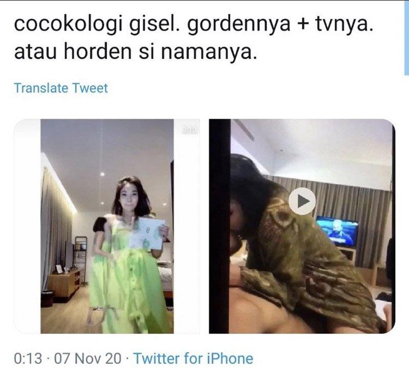Gisel_trendingTwitter_cocoklogi