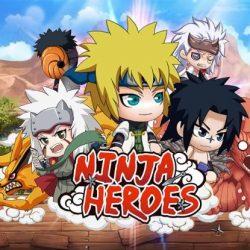 Download Ninja Heroes Terbaru 2021 Ninja Heroes Mod Apk