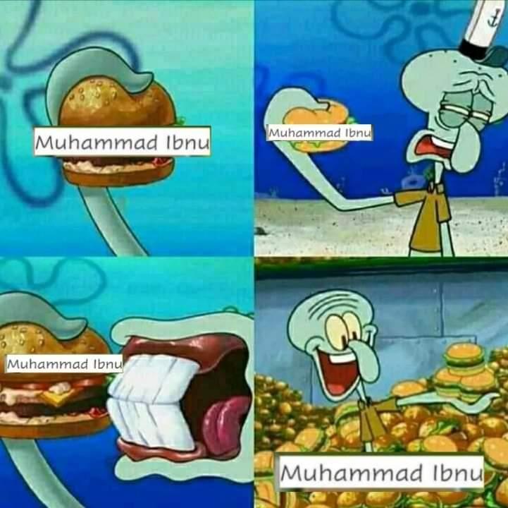 Meme Muhammad Ibnu Menjadi Perbincangan FB | Inilah Meme Muhammad Ibnu -  Dropbuy