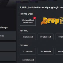 Kode Promo Dunia Games (2021) Top Up FF copy