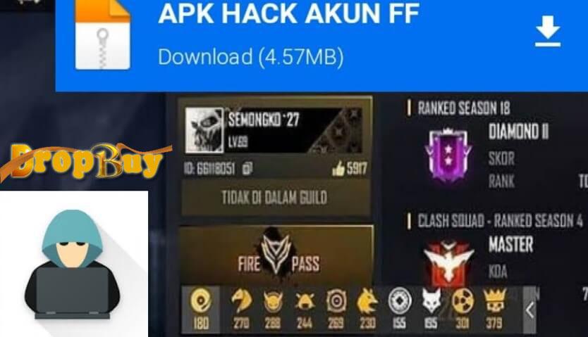 data hack via id ff