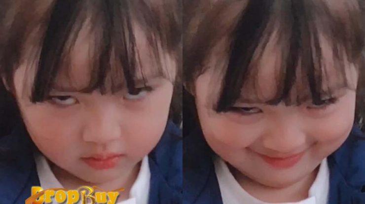 Foto Anak Kecil Lucu Yang Lagi Viral
