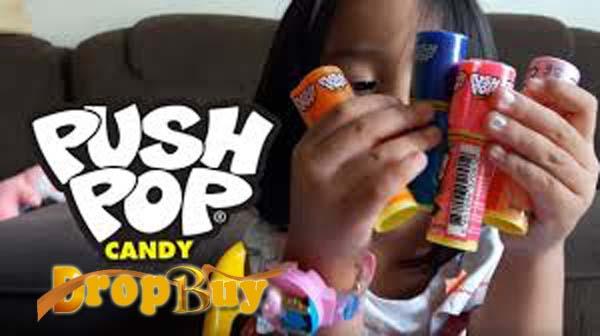Harga Dan Rasa Permen Push Pop