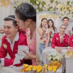 Pasangan Gay Thailand ini Menikah Dapat Ujaran Kebencian Netizen Indonesia