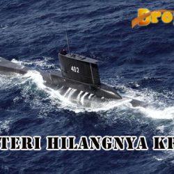 kapal selam naggala 402 hilang kontak