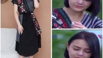 Baju Andien Viral Membuat Heboh Para Netizen