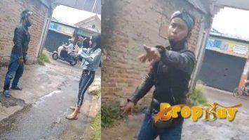 Video Viral TikTok Di Bandung, Percekcokan Seorang Lelaki Dan Mantan Istri Berujung Pen**ukan