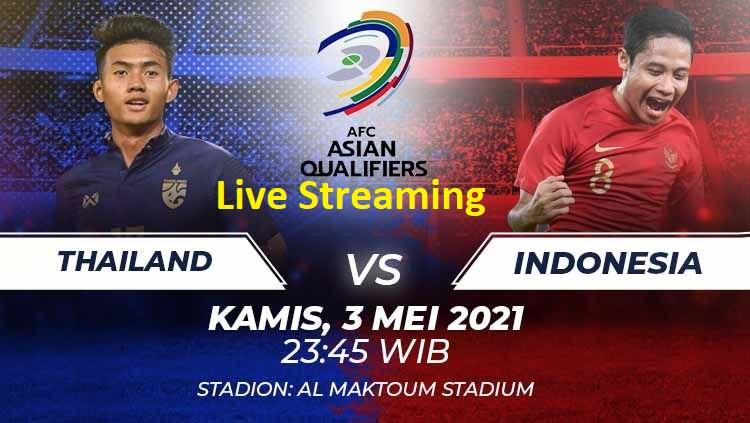 2 Indonesia VS Thailand