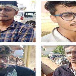 Link 5 Bangladesh Culprits Viral Video Sumbat Botol