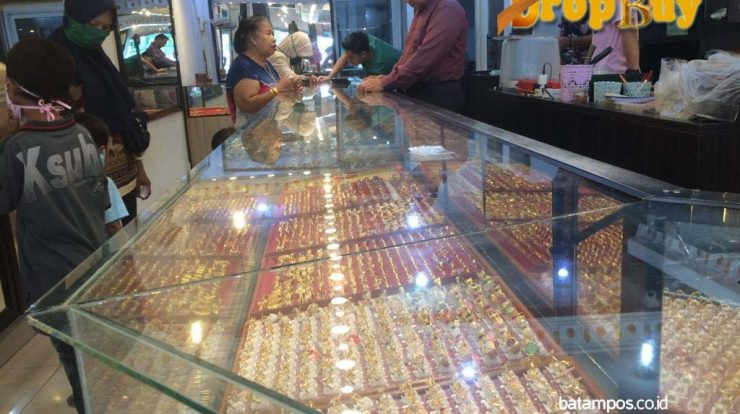 Memahami Ritel Pasar Emas, Pegadaian Dan Toko Perhiasan